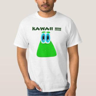 Camisa da gota de Kawaii