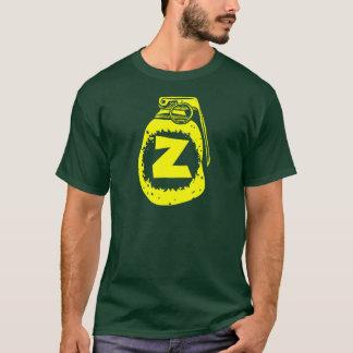 Camisa da granada da batata