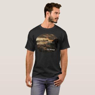 Camisa da ilha havaiana