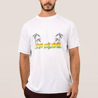 Camisa da ilha T de Irie