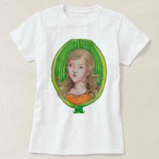 Camisa da ilustração da maravilha