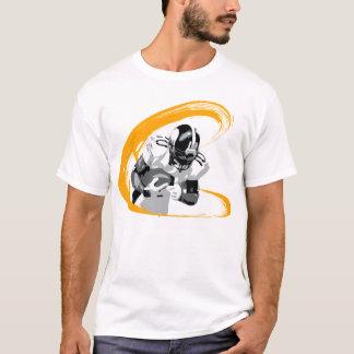Camisa da ilustração de Santonio Holmes