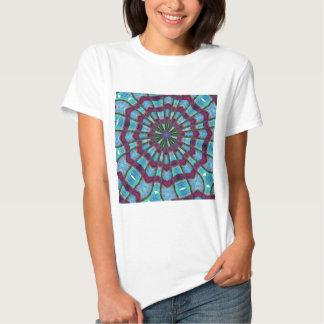 Camisa da imagem do cetim t-shirt