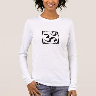 Camisa da ioga do OM