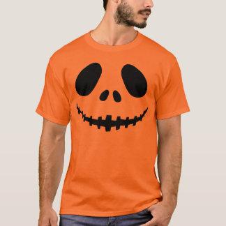 camisa da Jack-o-lanterna