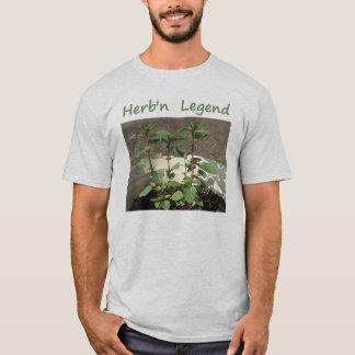 Camisa da legenda de Herb'n