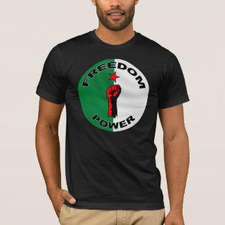 camisa da liberdade de Argélia