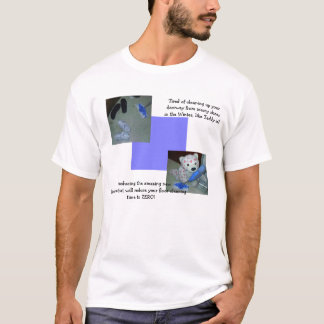 Camisa da limpeza do urso de ursinho