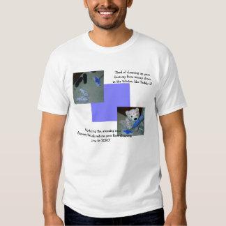 Camisa da limpeza do urso de ursinho tshirts