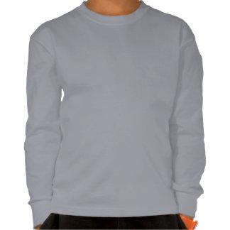 Camisa da Longo-Luva do espírito de Mowglis da juv T-shirt