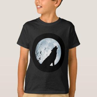 Camisa da Lua cheia do homem-lobo