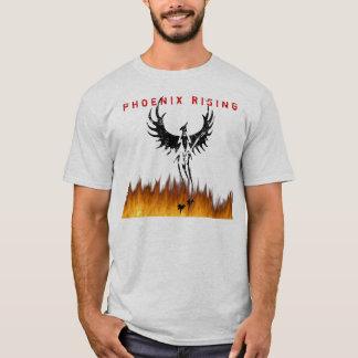 Camisa da luz da ascensão de Phoenix