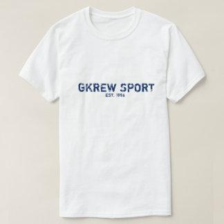 Camisa da luz do esporte de Gkrew