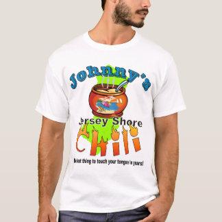 Camisa da luz do pimentão de Johnny