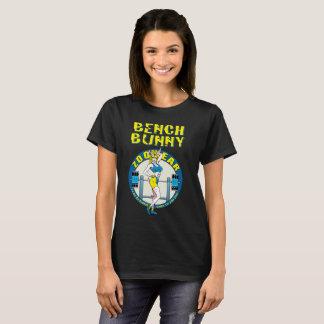 Camisa da malhação de Zoowear do coelho do banco