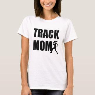 Camisa da mamã da trilha