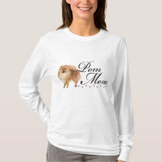 Camisa da mamã de Pom - personalizada