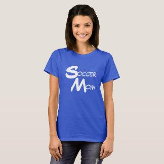 Camisa da mamã do futebol