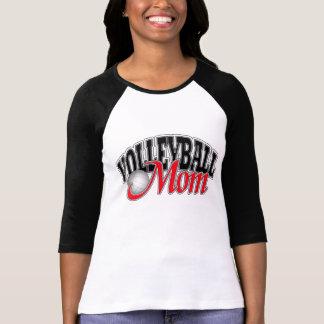 Camisa da mamã do voleibol