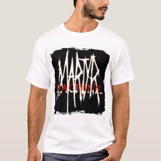 Camisa da máquina do mártir
