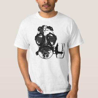 Camisa da máscara de gás tshirts