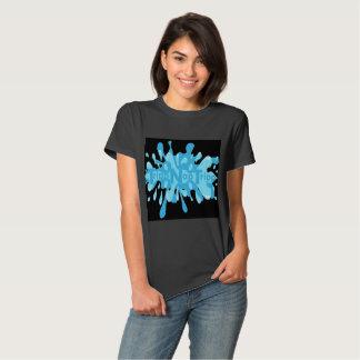 Camisa da menina de TNT Camiseta