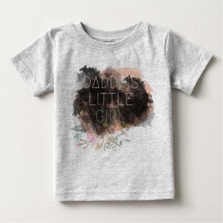 Camisa da menina do pai