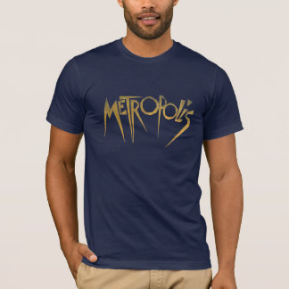 Camisa da metrópole