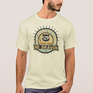 Camisa da motocicleta o dragão - negócios Gap Tshirts