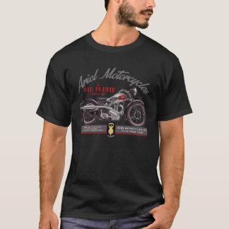 Camisa da motocicleta T do vintage de Ariel