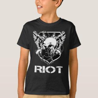 Camisa da música do motim tshirt
