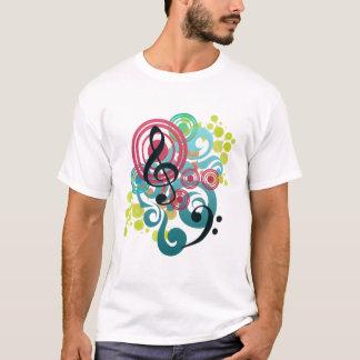 Camisa da música T