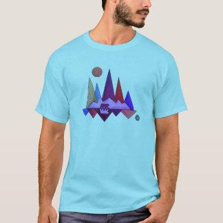 Camisa da natureza