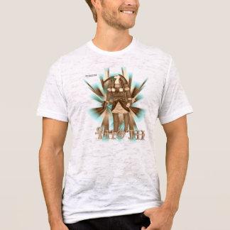 Camisa da neutralização dos homens do Sepia de