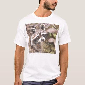 Camisa da noite do guaxinim