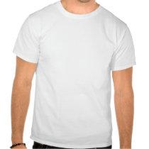 Camisa da nota da guitarra elétrica do Sunburst Tshirt