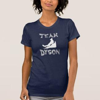 Camisa da obscuridade de Dyson da equipe