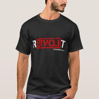 camisa da obscuridade de Ron Paul da revolta