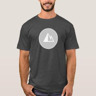 Camisa da obscuridade do vagabundo da montanha