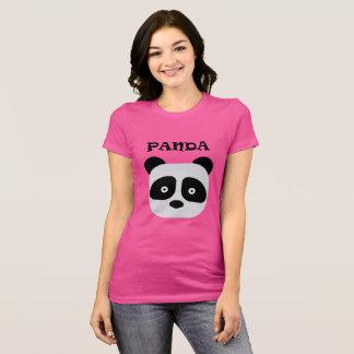 Camisa da panda T