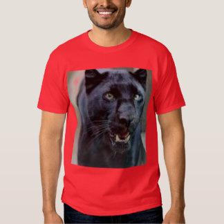 Camisa da pantera t-shirts