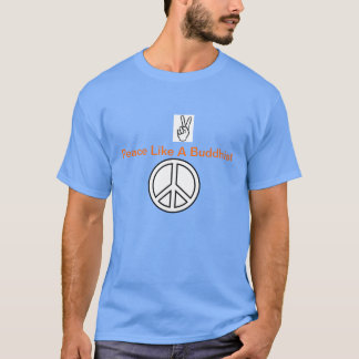 camisa da paz do transcendentalism