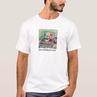 Camisa da pintura • Pinte a caixa • Elizabeth