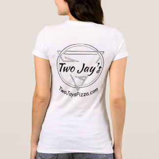 Camisa da pizza de dois Jay