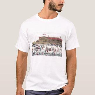 Camisa da praia de Coney Island do vintage