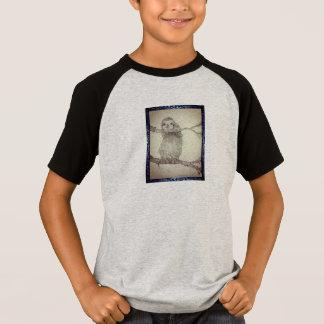 camisa da preguiça t