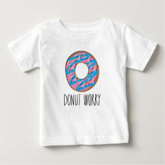 Camisa da preocupação da rosquinha