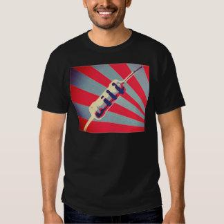 Camisa da propaganda do resistor t-shirt