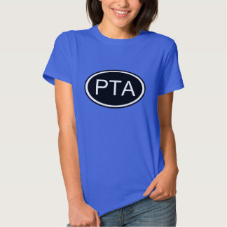 Camisa da Pta (assistente do fisioterapeuta) Tshirt