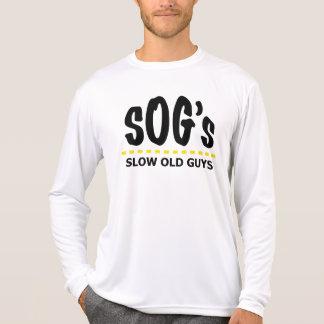 Camisa da raça de SOG